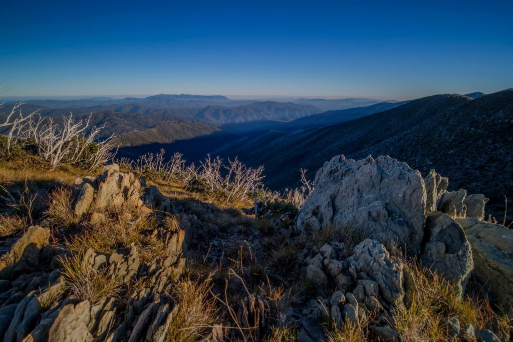 high country victorian mountain ranges