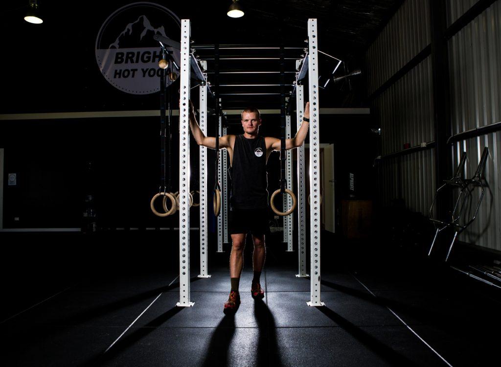 Coach's gym shot
