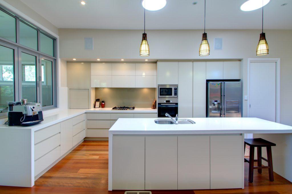 island bench kitchen design